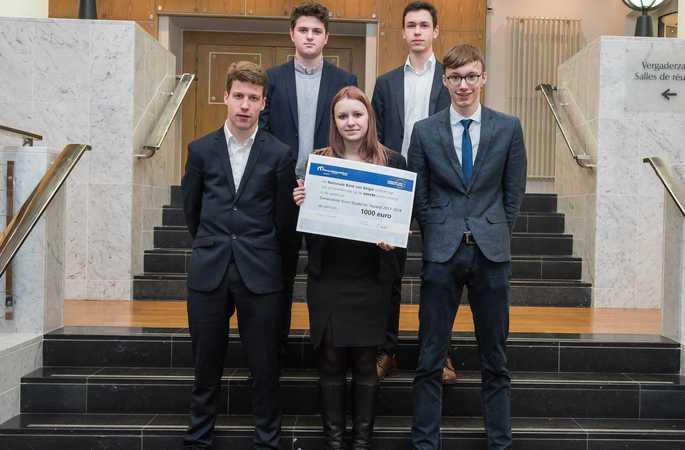 Generation Euro Student Award