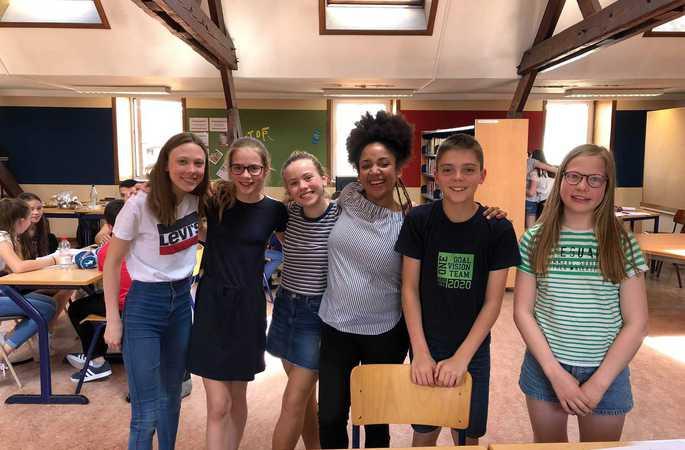 Project Taal en Cultuur 2018 - Samenleven in divers Gent