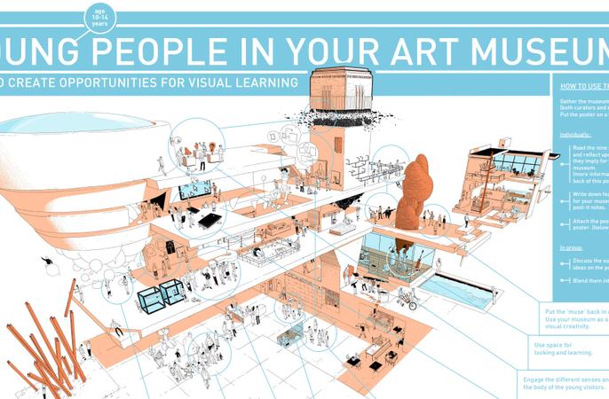 Onderzoek maakt kunst in musea toegankelijker voor jongeren