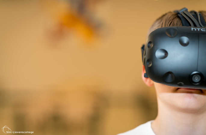 Design Thinking J1 - Virtual Reality in het onderwijs