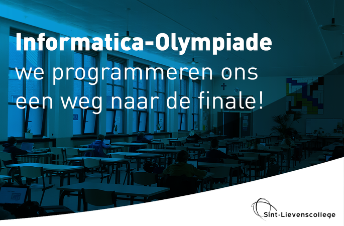 We programmeren ons naar de finale!