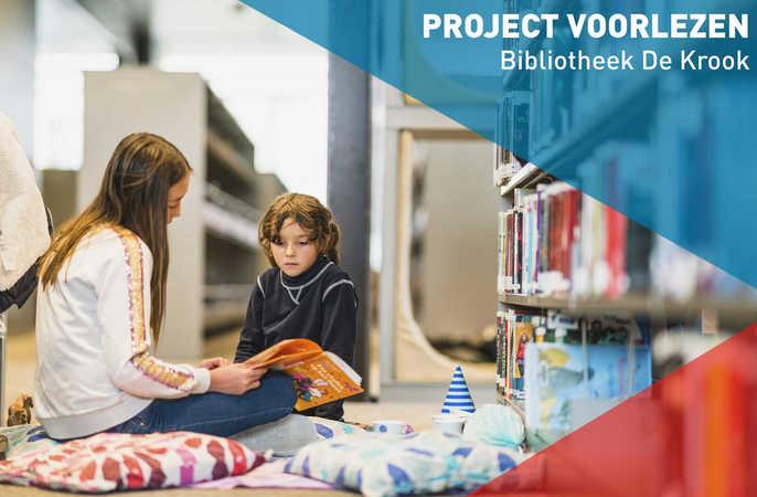 Voorleesproject De Krook 2018-2019